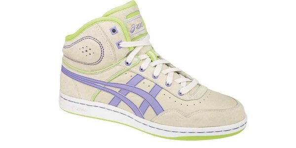 Dámské bílé tenisky Asics