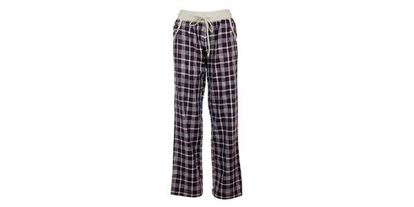 Dámské kostkované pyžamové kalhoty Tom Tailor