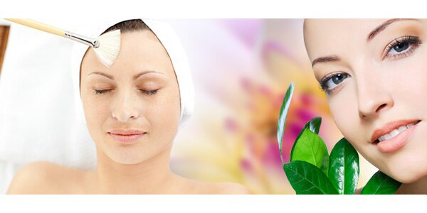 Fotorejuvenace obličeje a šetrný chemický peeling
