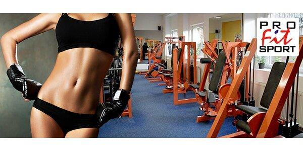 Permanentky do dámského fitness s trenérem a výživovým poradcem
