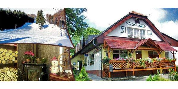 Silvestrovské oslavy v přírodním parku Podbeskydí