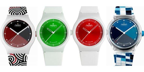 Unikátní designové hodinky NOON Copenhagen - UNISEX