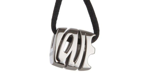 Dámský ocelový náhrdelník Miss Sixty Love