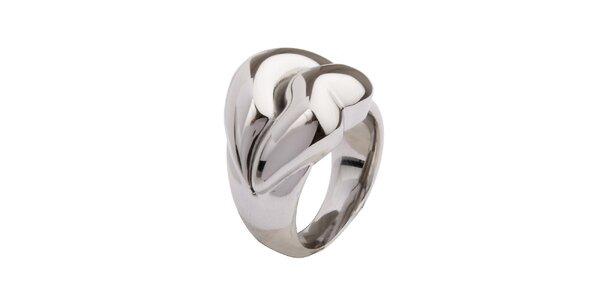 Dámský ocelový prsten Miss Sixty