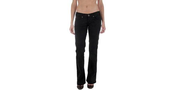 Dámské černé kalhoty Miss Sixty