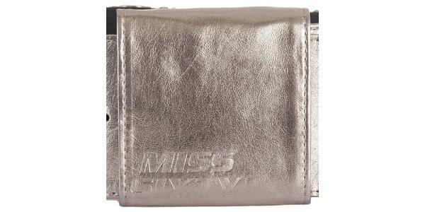 Dámský stříbrný pásek Miss Sixty