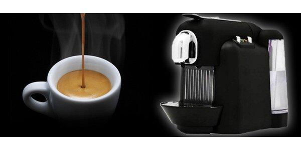 Kvalitní kávovar na kapsle Maki Nero