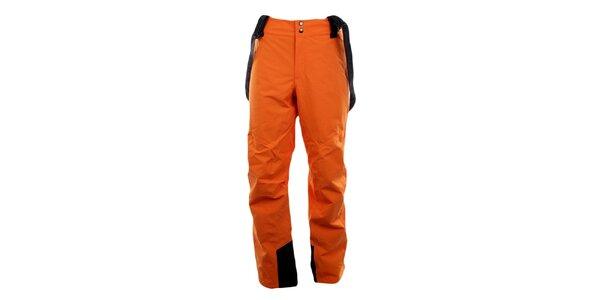 Pánské oranžové lyžařské kalhoty Blizzard