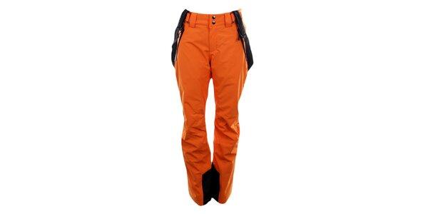 Dámské oranžové lyžařské kalhoty Blizzard
