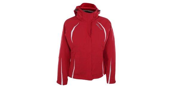 Dámská červená lyžařská bunda Blizzard