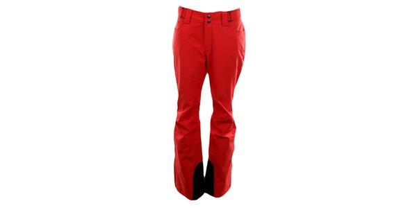 Dámské rudé funkční lyžařské kalhoty Blizzard
