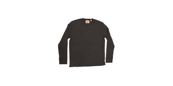 Pánské tmavě šedé tričko Dockers