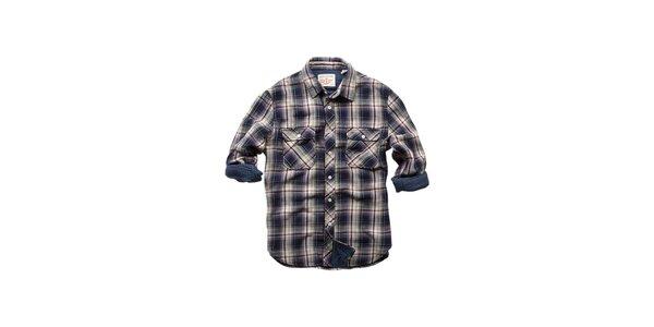 Pánská oboustranná flanelová košile Dockers