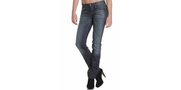 Dámské tmavě modré džíny Replay