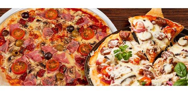 Pizza 1+1 zdarma v nově otevřené pizzerii u Wenouška