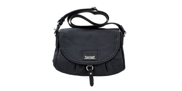Dámská černá kabelka s logem Levis