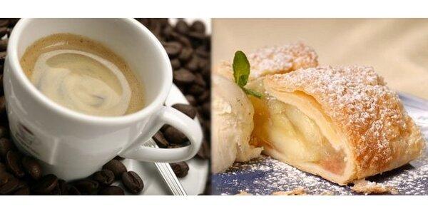 Jen 29 Kč za kávu a zákusek pro DVA v hodnotě 90 Kč. SLEVA 67%