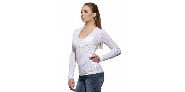 Dámský bílý svetr Replay