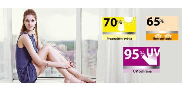 Šetřicí energetická fólie na vaše okno