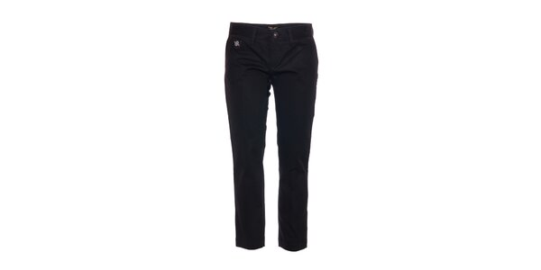 Elegantní dámské ¾ kalhoty značky Rare v černé barvě