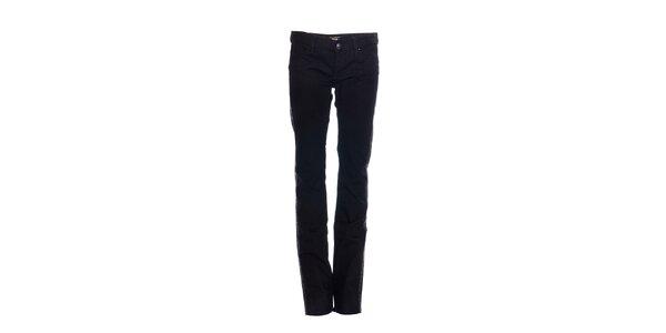 Elegantní dámské kalhoty značky Rare s ozdobnou aplikací