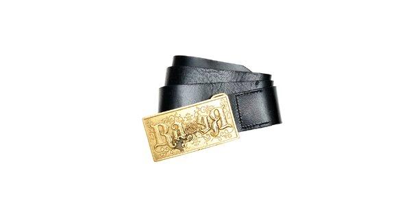 Kožený dámský pásek značky Rare