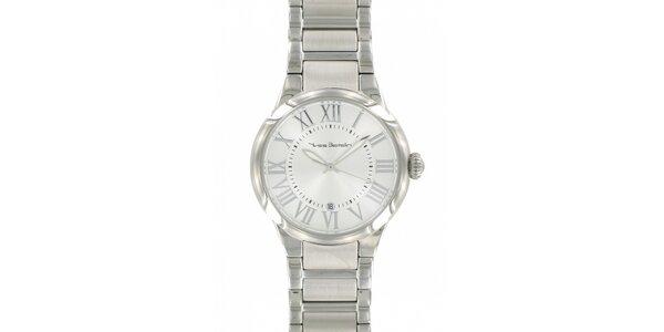 Pánské ocelové hodinky Yves Bertelin
