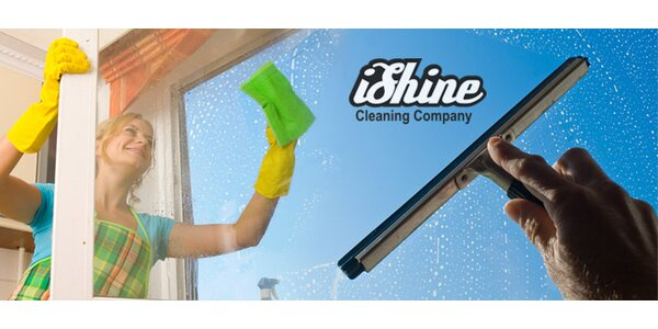 Mytí oken a rámů v celém bytě