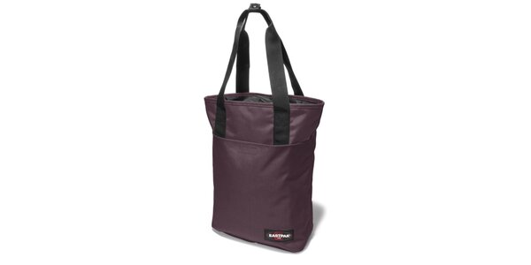 Dámská tmavě fialová taška Eastpak s černými detaily