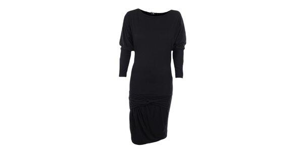 Dámské černé šaty GAS