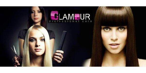 Kompletní kadeřnická péče ve Studiu Glamour