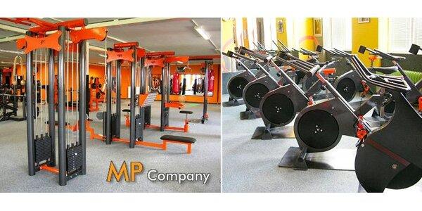 389 Kč za měsíční permanentku do špičkově vybaveného fitness centra OK Gym.