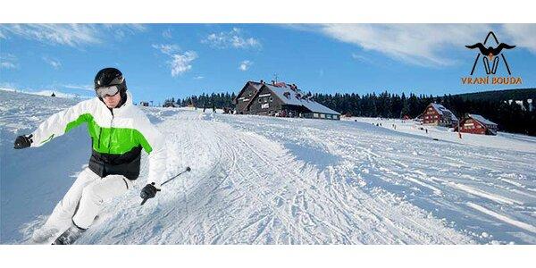Čtyřdenní lyžovačka v Peci pod Sněžkou s polopenzí