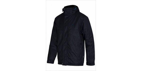 Pánská tmavě modrá lyžařská bunda Envy