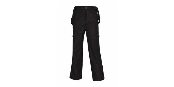 Pánské černé snowboardové kalhoty Envy