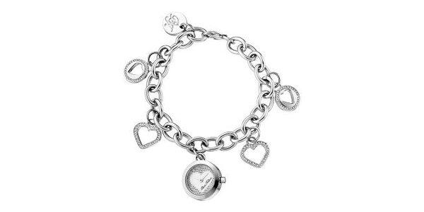 Dámske hodinky Paris Hilton BRACELET WITH WATCH TINKERBELL