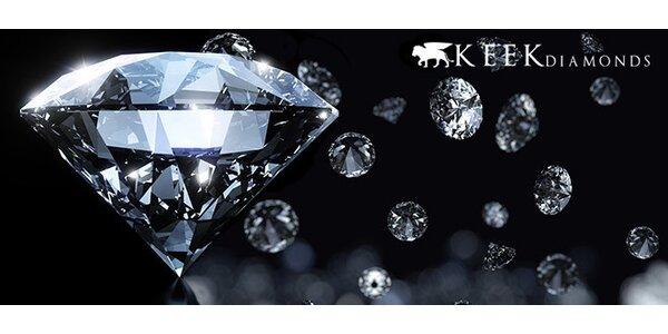 Pravé diamanty pro potěšení