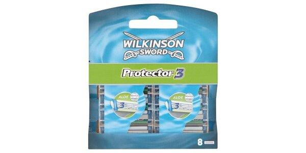 Wilkinson Protector 3 náhradní hlavice 8ks
