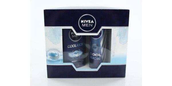 Nivea Men Cool Kick dárková kazeta