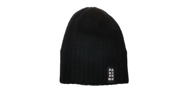 Černá pletená čepice Envy