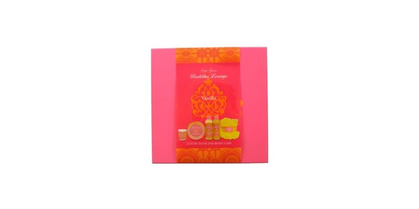 Soap Opera Budha Lounge Vanilla Luxury Bath&Body Care (5ks)