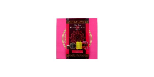 Soap Opera Budha Treatment Vanilla Luxury Bath&Body Care (5ks)