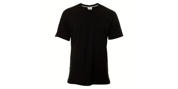 Pánské černé podvlékací tričko Calvin Klein