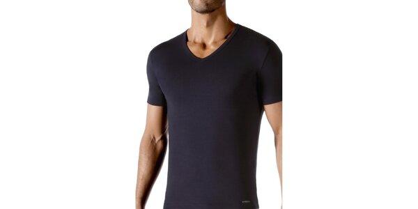 Pánské tmavě modré tričko Impetus