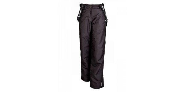 Dámské černé snowboardové kalhoty Envy