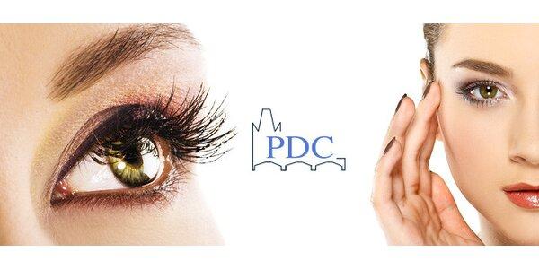 Operace očních víček od specialisty