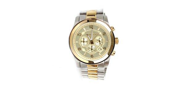 Unisexové hodinky Michael Kors z ušlechtilé oceli