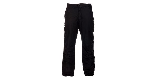 Pánské černé lyžařské kalhoty Envy