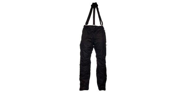 Pánské černé lyžařské kalhoty Envy - prodloužená délka