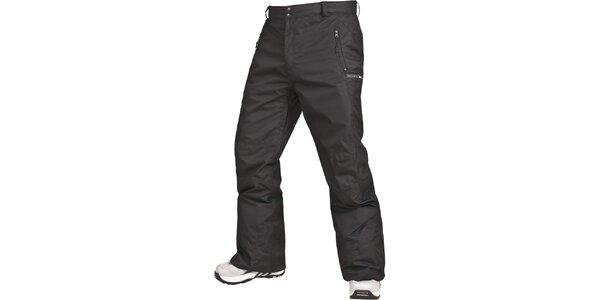 Pánské černé lyžařské kalhoty Trespass